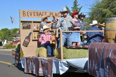 2019 rodeo parade