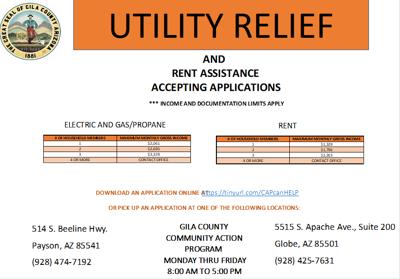 rent, utility help