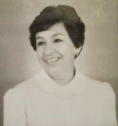Elida Alcantar Castillo