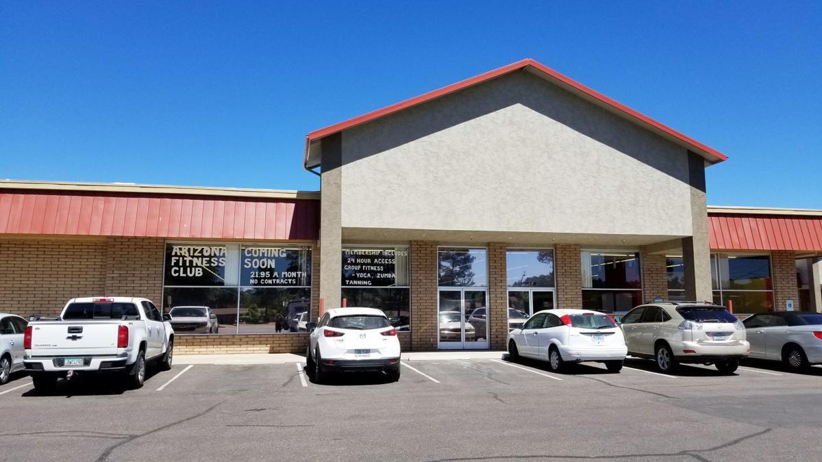 Arizona Fitness Club-Exterior