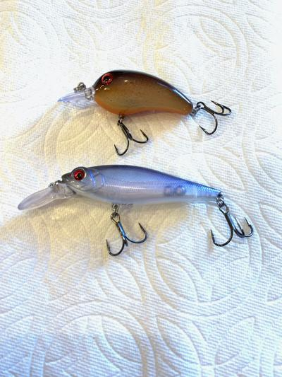 Kirk Russell Crankbaits contributed