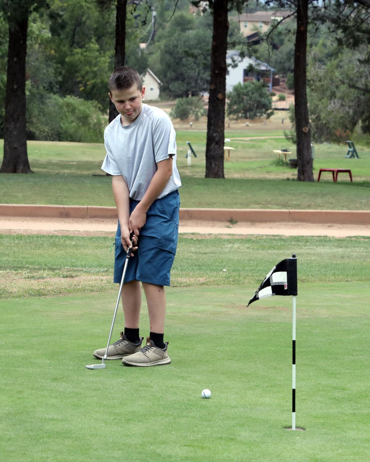 Jr Golf Clinic 2020 Putter