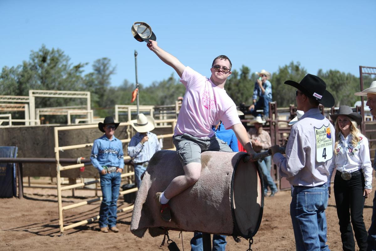 Special Needs Rodeo 2019-Bull Rider