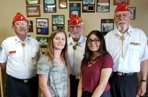 Payson Marines award scholarships | Local News | paysonroundup com
