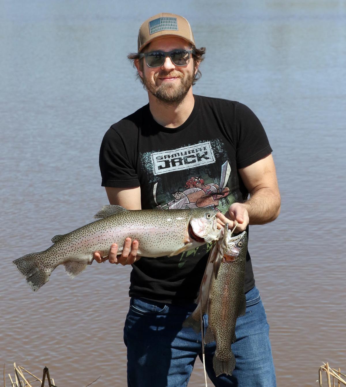 Big Lake Az Fishing Report 2019