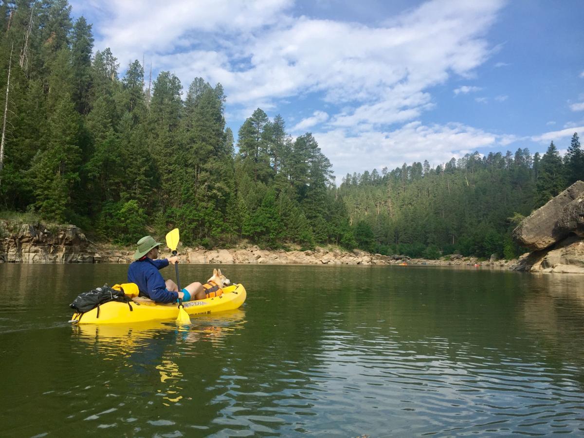 Fishing and kayaking C C  Cragin Reservoir | Local News