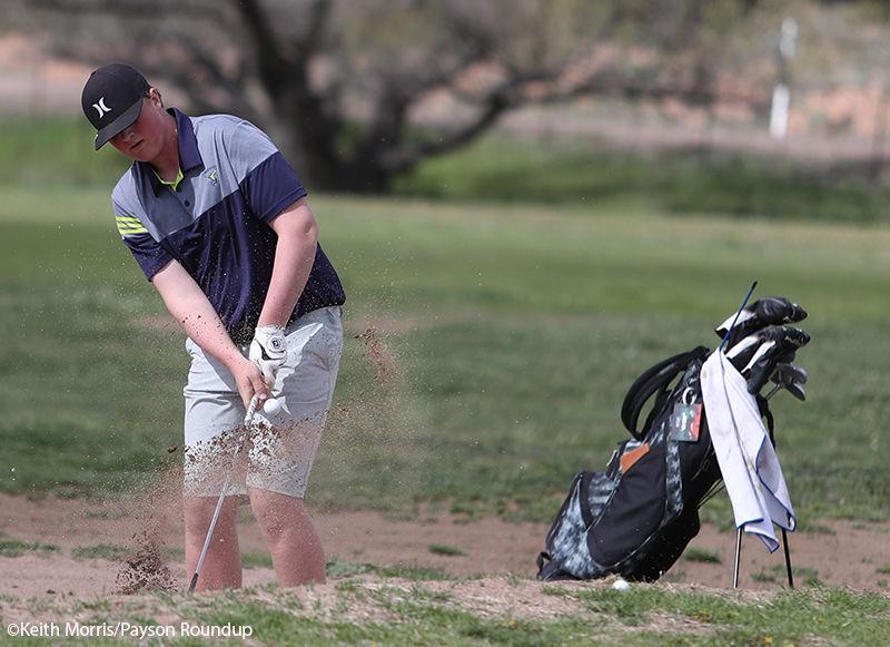 Golf Colton Justice Sand Trap Wide Angle