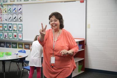 Payson Elementary School Mrs. V