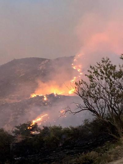 Woodbury Fire now at 50,494 acres