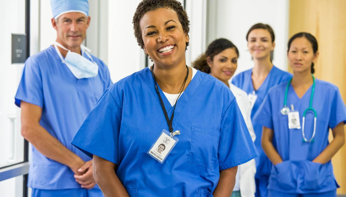 group health care providers