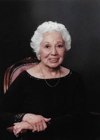 Nellie Macias Correa 1923-2019