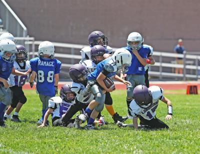 Youth Football Tackle