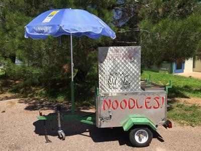 The Mandarin House Asian Fusion Cart submitted