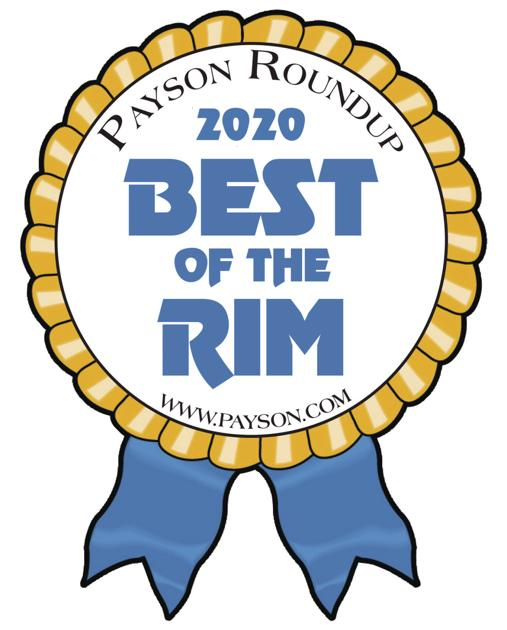 Best of the Rim 2020 winners   Local News - Payson Roundup