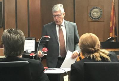 Steven Brydie Michael Bernays Shoofly Shooting trial