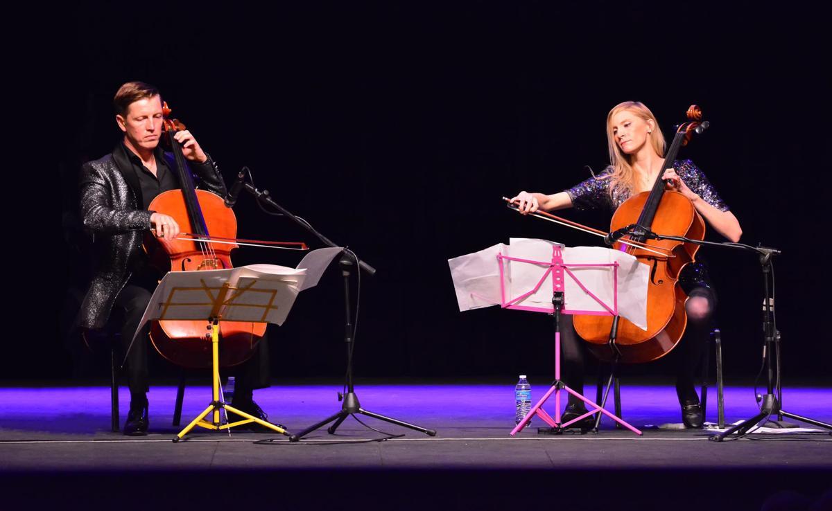TCCA Concert featuring Cellisimo