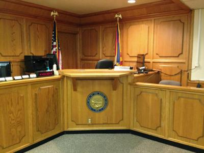 Payson Courts  courtroom