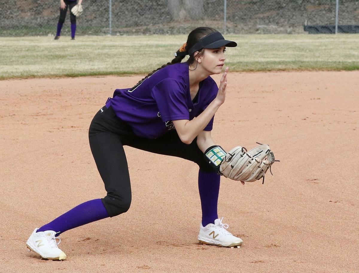 Julia Sisson softball