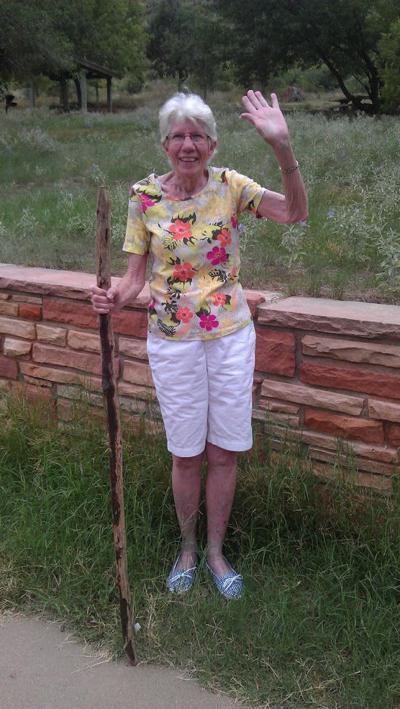 Edna Gene Putnam (Genie) April 20, 1930- January 27, 2019