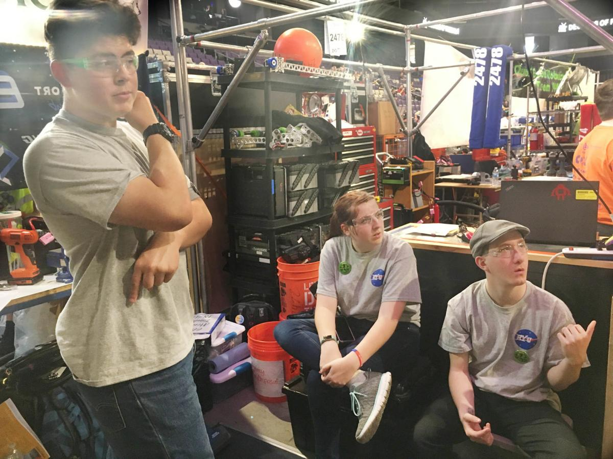 Payson Center for Success PCS robotics