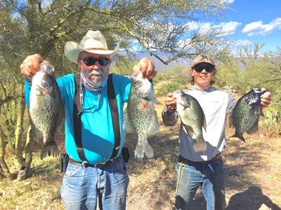 Crappie Tournament Winners contributed
