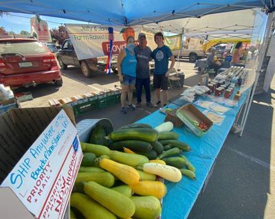 Boyd's Farm June 27 Payson Farmer's Market