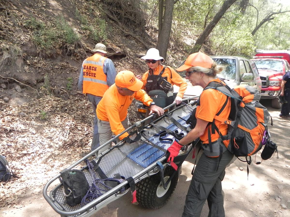 Fossil Creek rescues