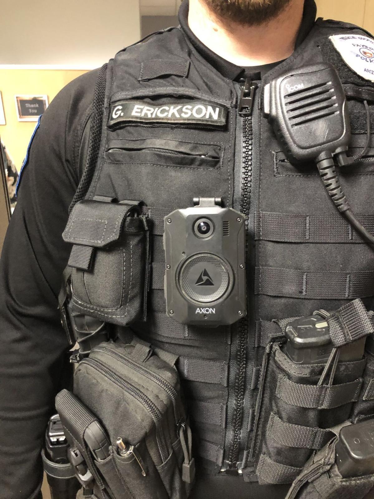 body camera cop