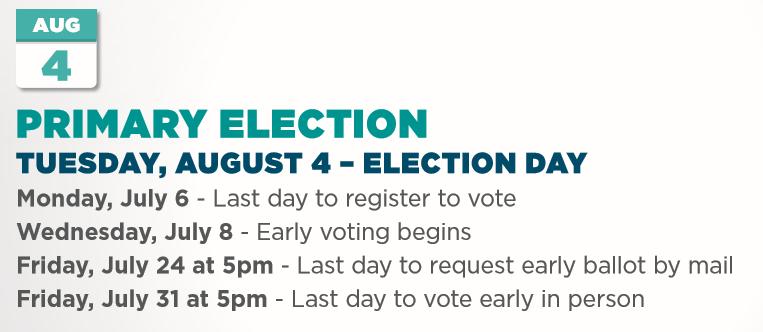 vote deadlines