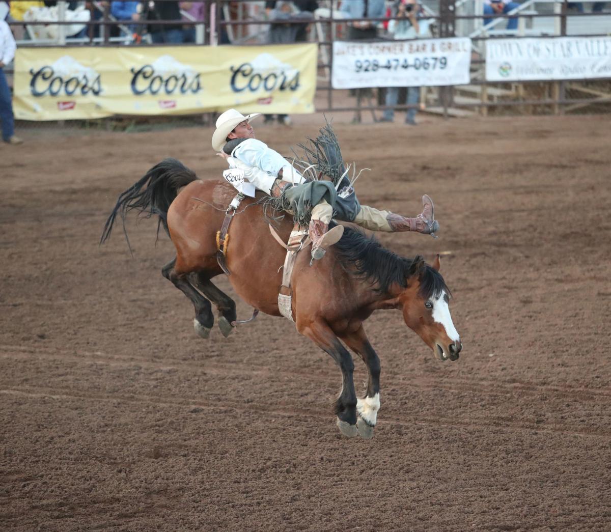 Rodeo-Evan Betony On WIndy Whiskey