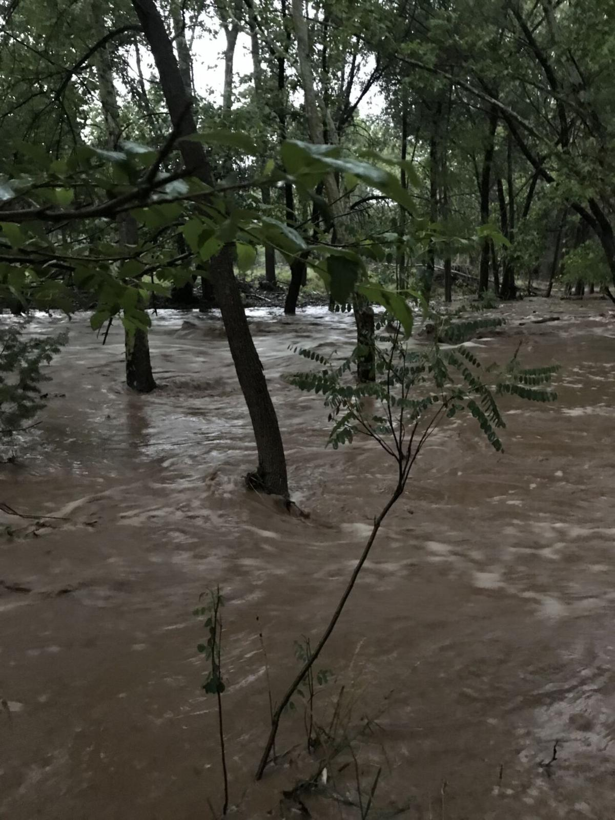 East Verde Flood