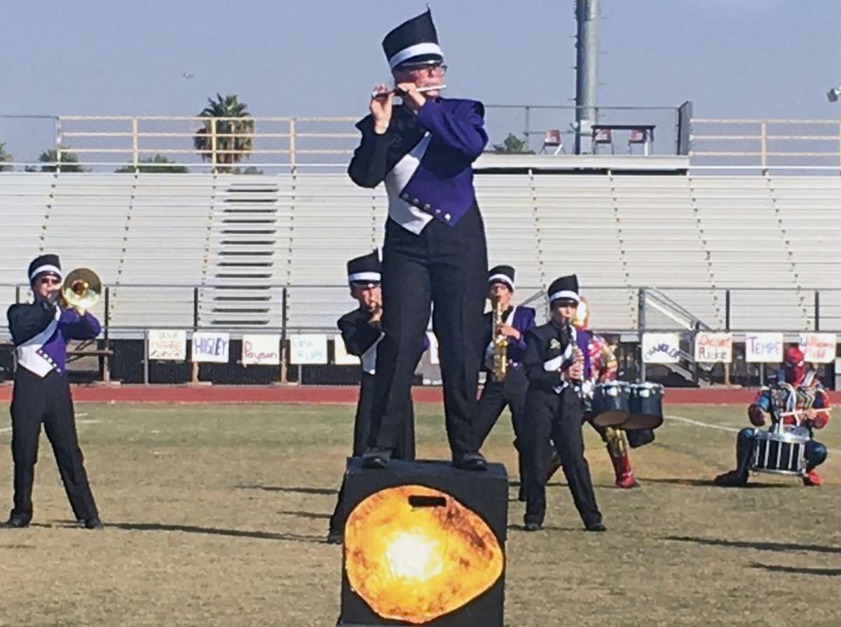 Pride of Payson at Gilbert Invitational 2019