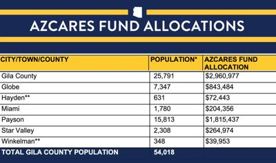 Fund allocations