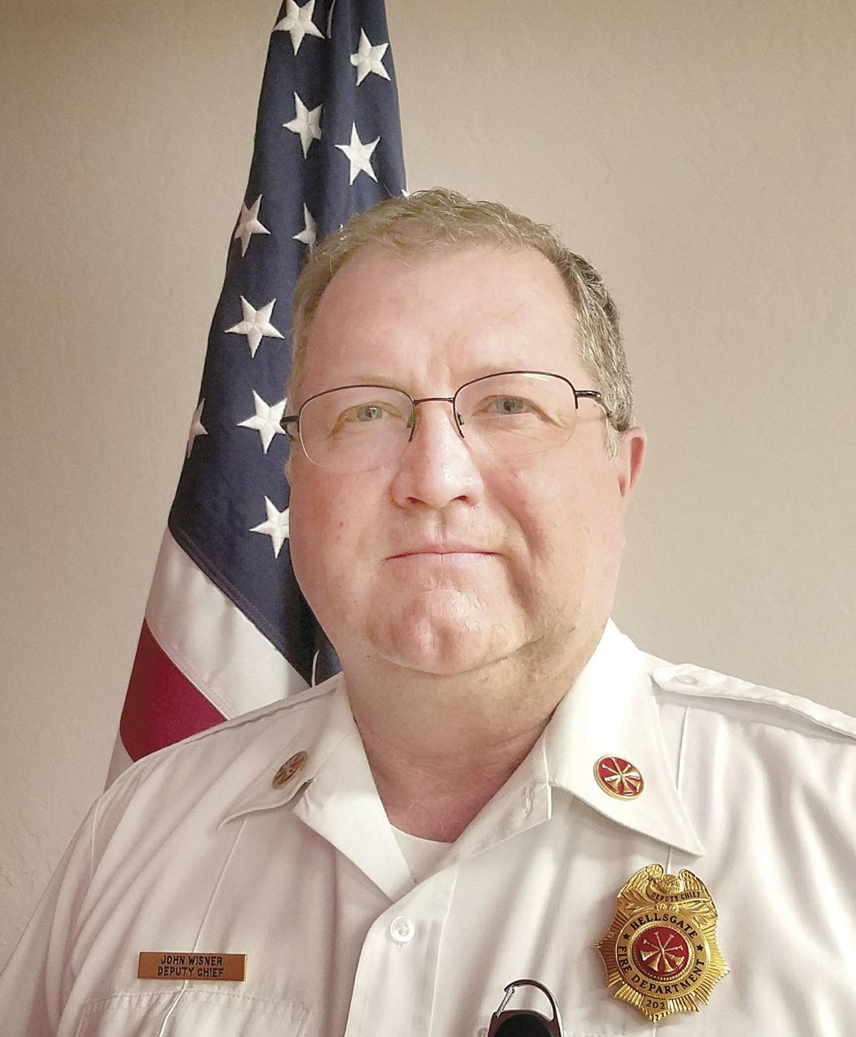 Hellsgate Chief John Wisner
