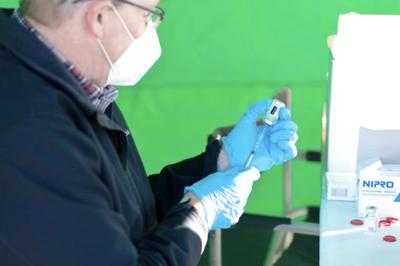 Preparing the covid vaccine