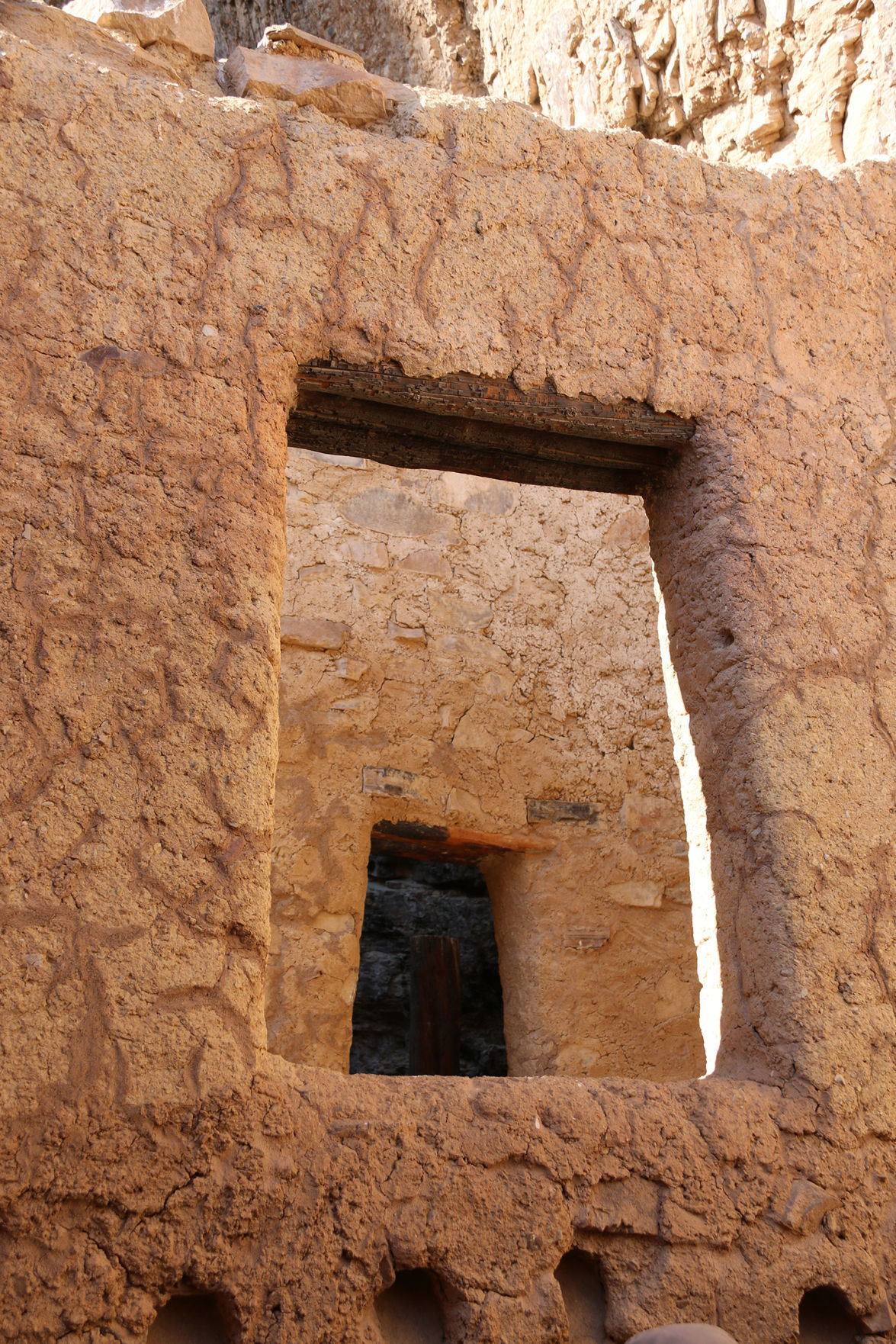 Tonto National Monument Upper Ruins