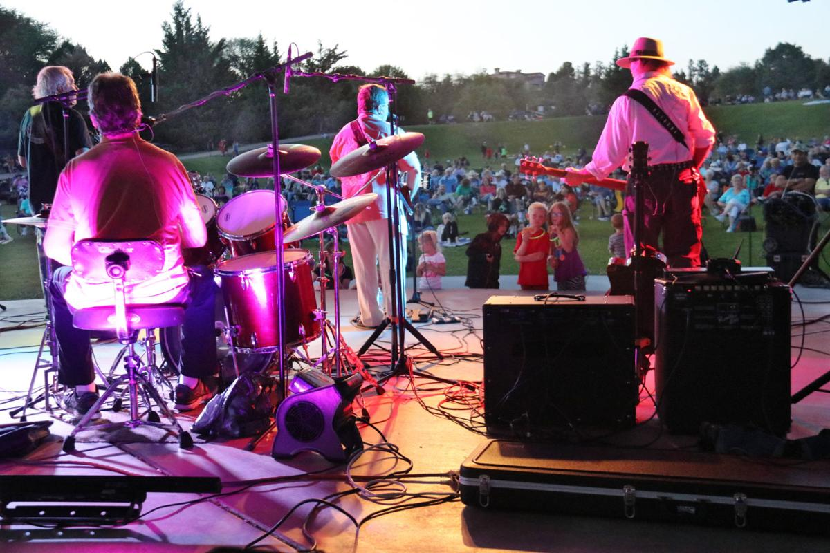 First summer concert at Green Valley Park – The Vintage