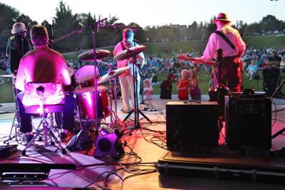 Payson Green Valley park concert 2018