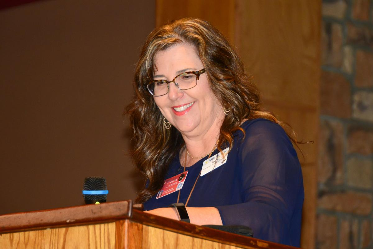 NAMI Patty Wisner, president of NAMI Payson