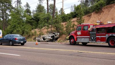 Accident reduces traffic flow on SR 260 | News | paysonroundup com