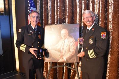Morris honored