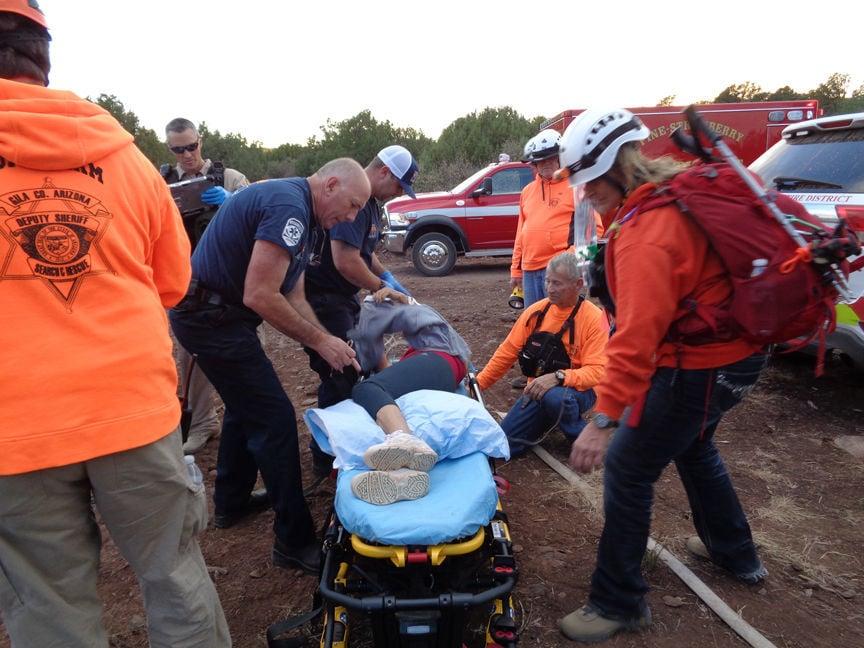 Fossil Creek Rescue