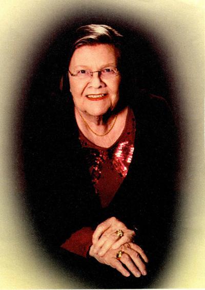 Beverly Ohlson Flentje 1930-2018