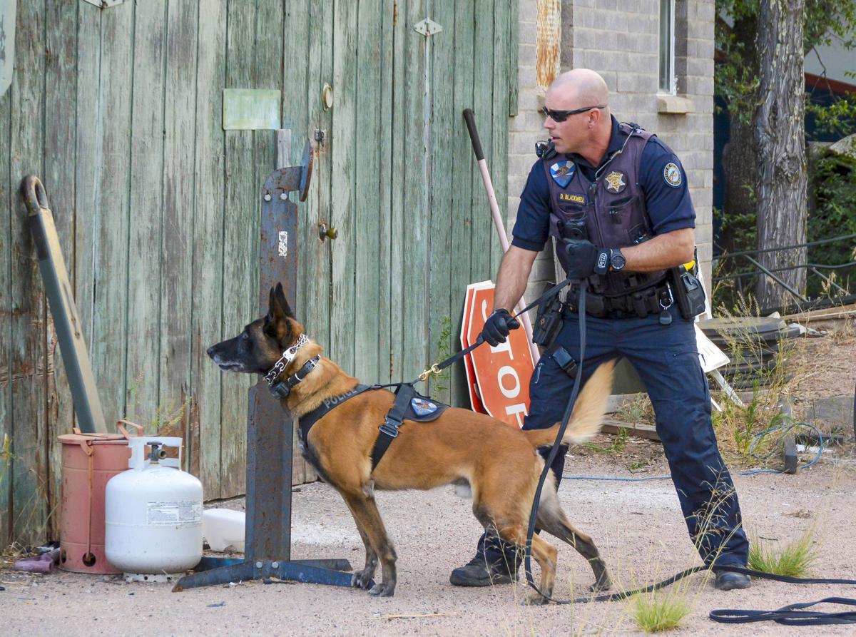 K9 Officer Blackwell from Scottsdale