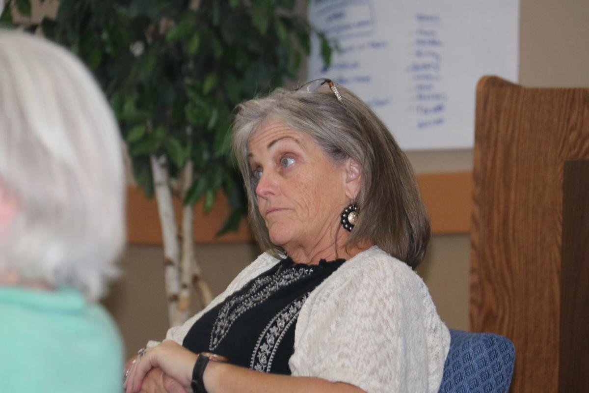 PUSD Finance Director Kathie Manning