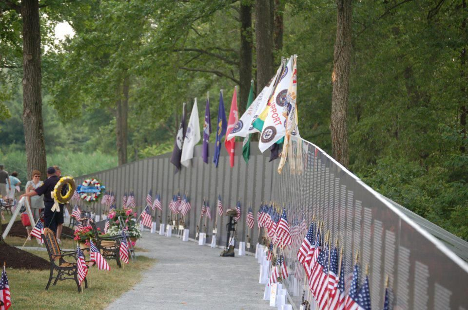 Traveling Vietnam Wall possibly headed for county