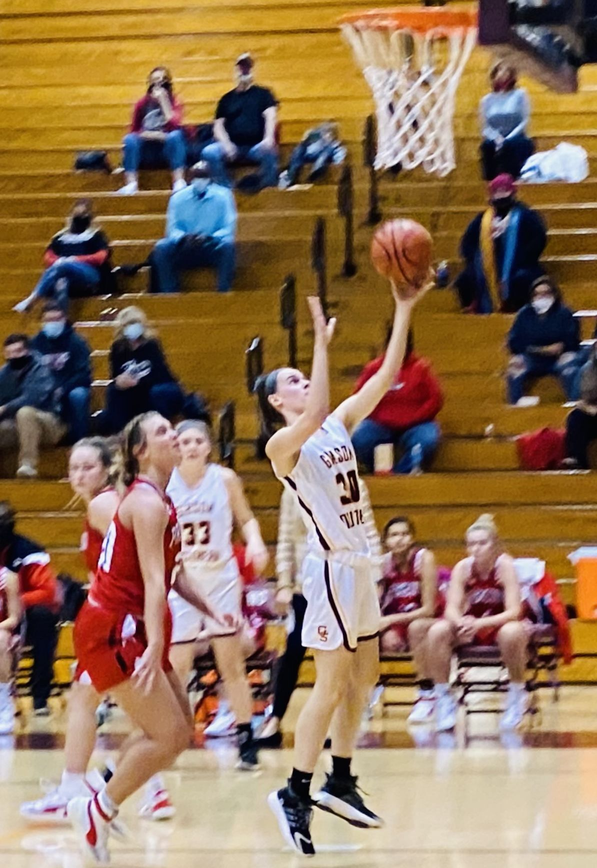 Taylor Hart layup for Gibson Southern