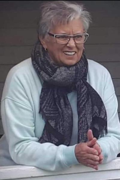 Marion Gail Hunter