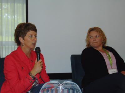 Teacher's panel