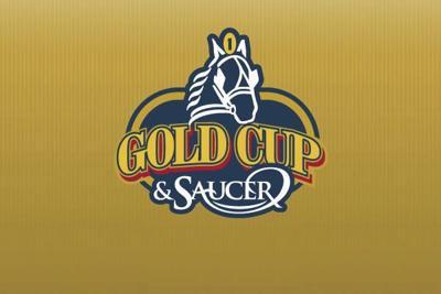 Gold Cup & Saucer logo